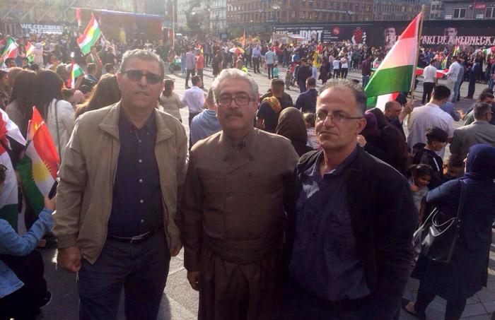 پشتیوانی كۆمیتەی دانماركی كۆمەڵە لە ریفراندۆمی سەربەخۆیی باشوری كوردستان