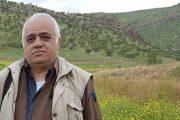 مرگ نابهنگام رفیق سیامک شامی، وداع یکی از مبارزین دیرین کومەلە